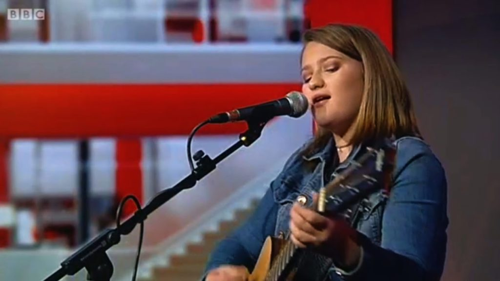 Phoebe Austin Live on the BBC