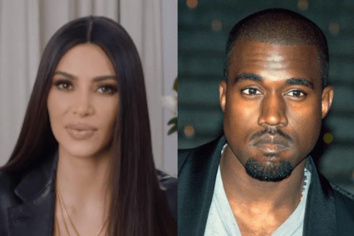 Kanye West Deletes His Tweet Saying He Wants To Divorce Kim Kardashian