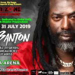 Buju Banton to perform at the Border splash concerts at the SEG Arena in Geneva, Switzerland