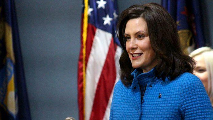 Gov. Gretchen Whitmer Vetos Republican Bill, Faces GOP